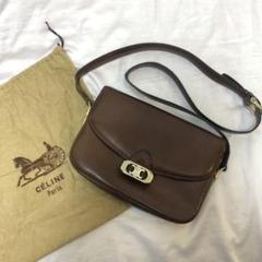 """Thumbnail of """"Celine Vintage bag キャメル セリーヌ ショルダーバッグ"""""""
