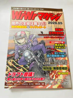 "Thumbnail of ""主役は我々だ 我々マガジン 茶本 2020.05 ショッピ wrwrd"""