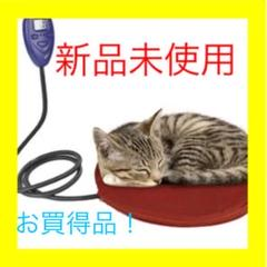 """Thumbnail of """"ペット用ホットカーペット 電気ヒーター 犬 猫"""""""