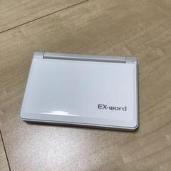 "Thumbnail of ""電子辞書 EX word (箱あり、ケースあり)"""