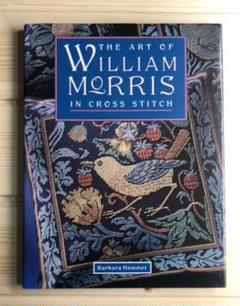 "Thumbnail of ""クロスステッチ 図案集 洋書 ウィリアムモリス William Morris"""