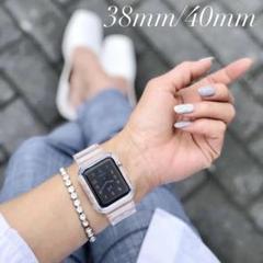 "Thumbnail of ""Apple Watch アップルウォッチ 透明バンド 38mm/40mm"""