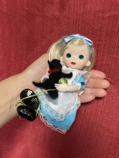 """Thumbnail of """"アリスと黒の子ネコキティ"""""""