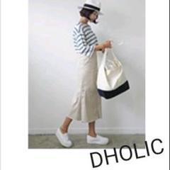 "Thumbnail of ""DHOLIC♡Aラインロングスカート S"""