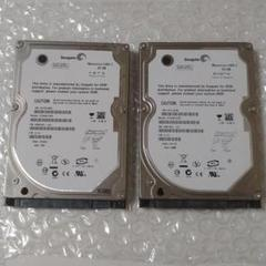"""Thumbnail of """"PS3 HDD 2.5インチ 60GB 2枚セット"""""""