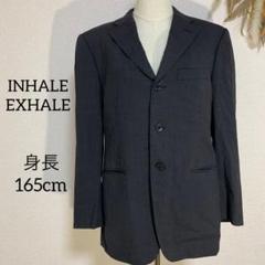 "Thumbnail of ""167【INHALE +EXHALE】メンズジャケットスーツ ストライプ柄"""