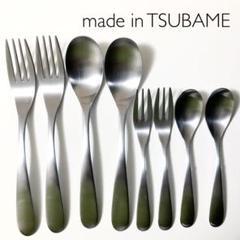 """Thumbnail of """"TSUBAME   スプーン フォーク 8本 ステンレス 燕三条 日本製"""""""