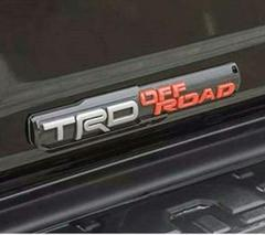 "Thumbnail of ""TRD エンブレム OFFROAD オフロード 2本セット"""