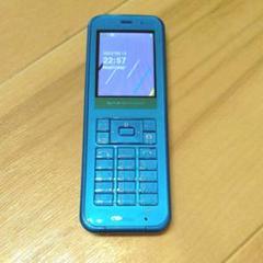 "Thumbnail of ""【新品】PHS PANTONE Blue(ブルー) WX03SH WILLCOM"""