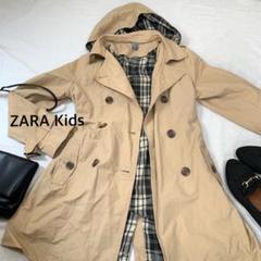 "Thumbnail of ""ZARA Kids GIRLS トレンチコート ベージュ164cmキッズアウター"""