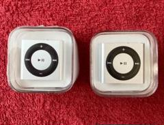"Thumbnail of ""iPodshuffle 2GB シルバー イヤホン付き USBケーブル アップル"""