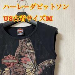 "Thumbnail of ""人気ハーレーダビットソン タンクトップ USA ヴィンテージ希少"""
