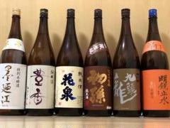 """Thumbnail of """"日本酒6本セット 1800ml"""""""