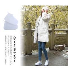 """Thumbnail of """"梅雨の時期でも足元はおしゃれ!?ホワイトのシューズカバー"""""""
