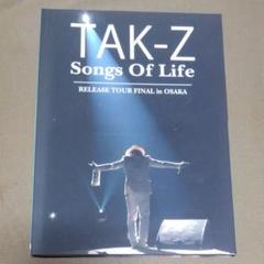 "Thumbnail of ""TAK-Z / SONGS OF LIFE"""