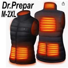 "Thumbnail of ""Dr.Prepare 電熱ベスト 加熱ベスト 防寒着 ヒージャケット f32"""