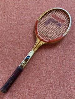 "Thumbnail of ""FILA 硬式テニス ウッドラケット ヴィンテージ"""