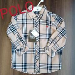 "Thumbnail of ""POLO babyのチェックシャツ サイズ100"""
