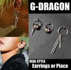 "Thumbnail of ""【G-DRAGON】3点セットイヤリング フェイクピアス BIGBANG"""
