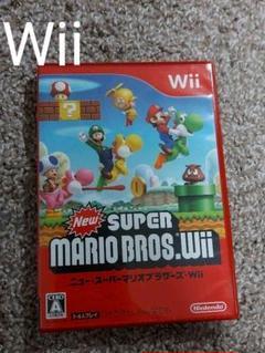 "Thumbnail of ""Newスーパーマリオブラザーズ Wii"""
