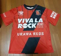 "Thumbnail of ""浦和レッズ VIVA LA ROCK 2021 REDS ROCKサッカーシャツ"""