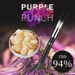 "Thumbnail of ""CBD 94% PurplePunch ワックス 1g airisVAPEセット"""