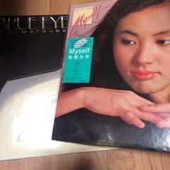"Thumbnail of ""レコード 松原みき まとめて 名盤 邦楽 シティポップ JAZZ  レア"""