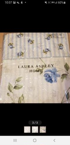 """Thumbnail of """"LAURA ASHLEYのシングルシーツ3点セットです。"""""""