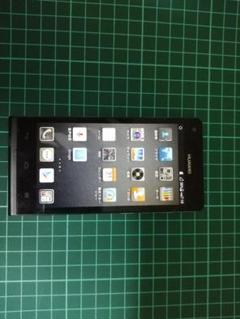 """Thumbnail of """"【中古】Huawei ファーウェイ Ascend G6 L22 ブラック"""""""