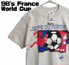 """Thumbnail of """"98年 フランスワールドカップ 新品未使用 タグ付き デッドストック 90's"""""""