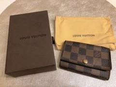 """Thumbnail of """"【LOUIS VUITTON】ルイヴィトン キーケース ダミエ6連"""""""