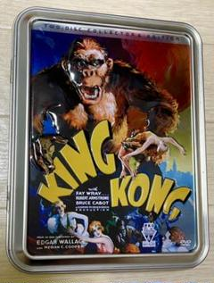 "Thumbnail of ""【北米盤DVD・日本語なし】キング・コング (1933) 限定アルミケース"""