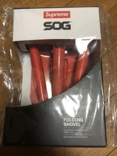 """Thumbnail of """"Supreme SOG collapsible shovel ショベル 未使用"""""""