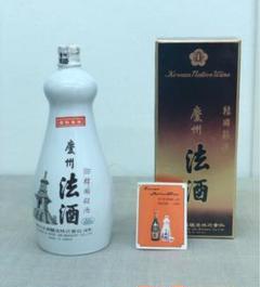"Thumbnail of ""大幅値下げ❣️【箱付き】韓国銘酒 慶州 法酒 900ml 未開栓 古酒"""
