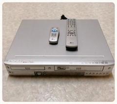 "Thumbnail of ""LG☆ビデオカセットレコーダー・DVDレコーダー☆KDR-C500"""