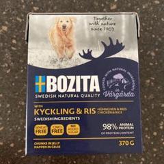 """Thumbnail of """"BOZITA 犬用 チキン&ライス ウェットフード 10個セット"""""""