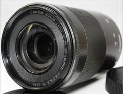 "Thumbnail of ""❤️望遠レンズ❤️Canon EF-M 55-200mm IS STM ブラック"""