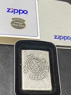 "Thumbnail of ""zippo マルボロ リザード ヴィンテージ 1994年製"""