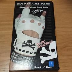 "Thumbnail of ""ROCKグローブ ホワイト"""