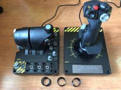 "Thumbnail of ""Saitek Pro Flight X-55 Rhino ジョイスティック"""
