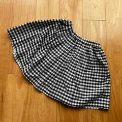 "Thumbnail of ""ギンガムチェックのスカートになります"""