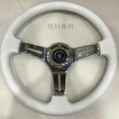 """Thumbnail of """"極品 自動車ハンドル ハンドルステアリング 14インチ 35cm"""""""