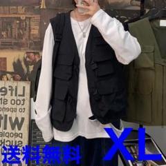 "Thumbnail of ""【期間限定大特価セール!】フィッシングベスト アウトドア ミリタリー XL"""