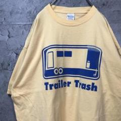 "Thumbnail of ""Trailer Trash USA輸入 トレーラー ビックサイズ Tシャツ"""