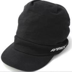 "Thumbnail of ""AVIREX アヴィレックス オスロ ツバ付き  帽子 キャスケット つば付き"""