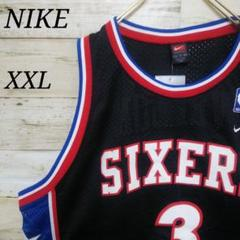 "Thumbnail of ""[デッドストック] 激レア NIKE NBAユニフォーム アイバーソン 刺繍ロゴ"""
