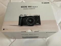 "Thumbnail of ""Canon EOS M6 MARK II ダブルズームキット BK"""