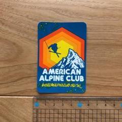 "Thumbnail of ""American Alpine Club ステッカー アメリカンアルパインクラブ"""