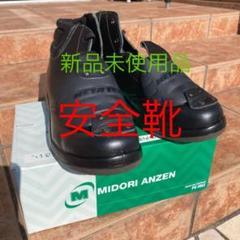 "Thumbnail of ""ミドリ安全  軽量甲プロテクター付き安全靴 新品"""