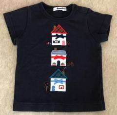 "Thumbnail of ""Tシャツ ファミリア ネイビー 80 女の子"""